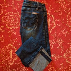 Hudson Big Girl Jeans Size 14